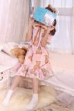 Alice Girl ~Navy Bear Sweet Lolita OP -Pre-order