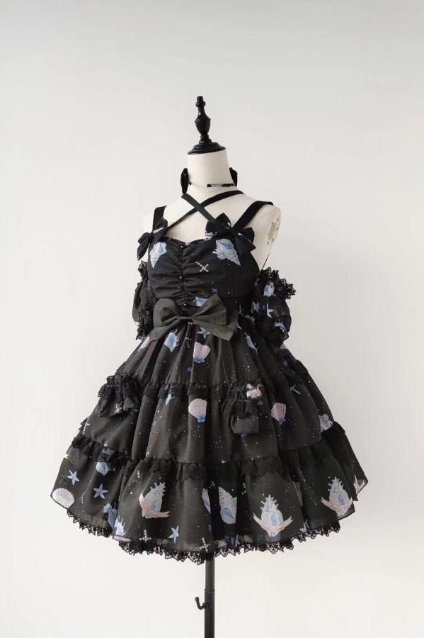 Yourhighness ~Shell Conch Summer Lolita JSK -Pre-order
