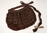 Vcastle ~A Mouthful of Chocolate Lolita Accessories -Pre-order