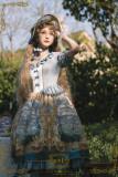 CEL Lolita ~To Alice Oil Painting Printed Lolita OP -Pre-order
