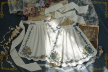 CEL Lolita ~To Alice Oil Painting Printed Lolita Accessories -Pre-order