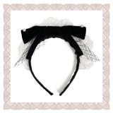 Grove Deer ~Night Visit to Gurgundy Lolita Accessories -Pre-order