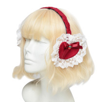 Magic Tea Party ~Cherry Tea Party Lolita Accessories -Pre-order