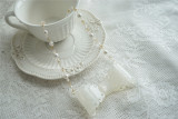Cat Tea Party Bow Lolita Accessories