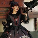 Identity & Summer Fairy Lolita Inner Blouse -Pre-order