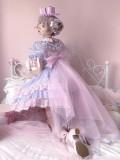 CC Cat ~Sweet Doll Summer Short Sleeves Lolita OP -Pre-order