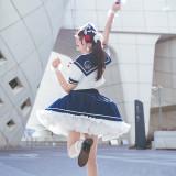 Daily Wear Girl Singing Lolita Set -Pre-order