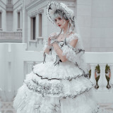 The Night of Stars Elegant Lolita JSK