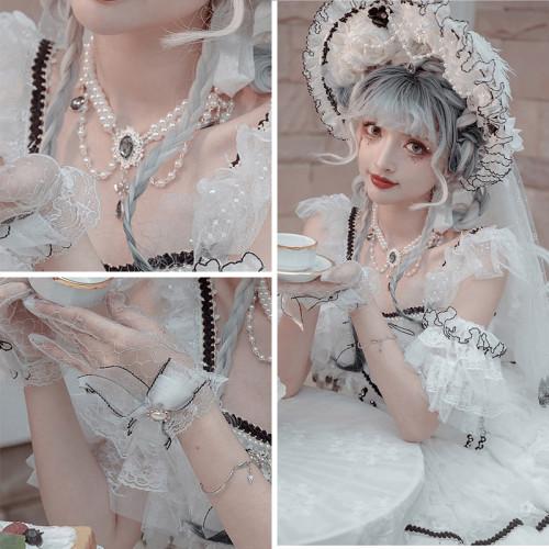 The Night of Stars Elegant Lolita Accessories