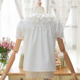 Daily Wear Short Sleeves Lolita Blouse -Pre-order