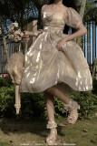 Soufflesong Lolita ~Rotating Moonlight Elegant Lolita OP -Pre-order