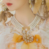 The Palace of Angels Elegant Lolita Accessories