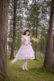 Dolls Party ~Ms Coco 2.0 Elegant Lolita OP -Pre-order