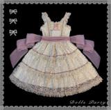Dolls Party ~Ms Coco 2.0 Elegant Lolita JSK -Pre-order