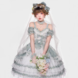 YUPBRO Lolita ~ Bucharest Classic Lolita JSK -Pre-order