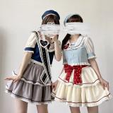 Withpuji Lolita ~Oak Love Letter Sweet Lolita Set