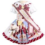 Alice Girl ~The Night of the Fantasy Lolita JSK -Pre-order