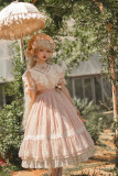 Miss Point ~The Beauty of Spring Retro Edward Lolita OP -Pre-order