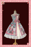 Infanta ~A Gift from a Hamster Printed Lolita Jumper