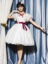 The Runaway Princess Vintage Lolita OP Short Version -Pre-order