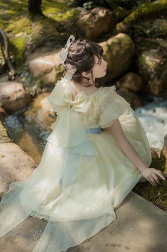 The Runaway Princess Vintage Lolita Accessories -Pre-order