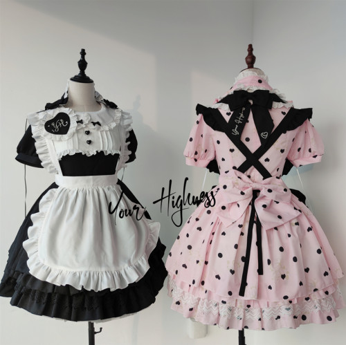 Your Highness ~Sweet Maid Lolita OP -Pre-order