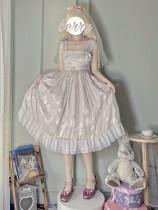 Soufflesong Lolita ~Shell Bells Elegant Lolita JSK