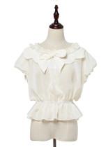 Magic Tea Party ~Box of the Theatre Chiffon Lolita Blouse -Pre-order