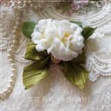 Moon River ~Camellia Vintage Flowers Lolita Accessories -Pre-order