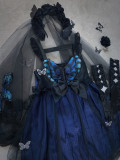 Copy Night Elf ~Gothic Lolita Accessories -Pre-order