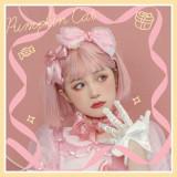 Pumpkin Cat ~Candy Boxes Sweet Lolita Accessories -Pre-order