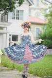 Infanta ~Corolla Little Garden Cotton Floral Lolita JSK -Pre-order
