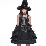 YUPBRO Lolita ~Witch Betty Gothic Lolita JSK -Pre-order