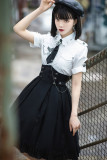 Your Highness ~The Oath Of The Judge Gothic Lolita Skirt/Blouse -Pre-order
