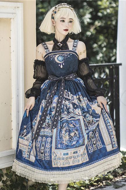Miss Point ~Twilight Best Daily Wear Lolita JSK -Pre-order