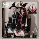 Cat Highness ~ Magic Academy Lolita Short Sleeves OP