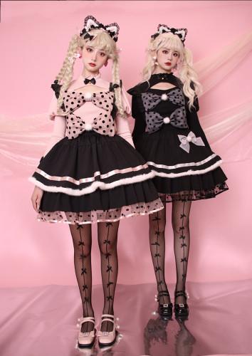 Alice Girl ~The Pussycat Dolls Lolita Salopette -Pre-order