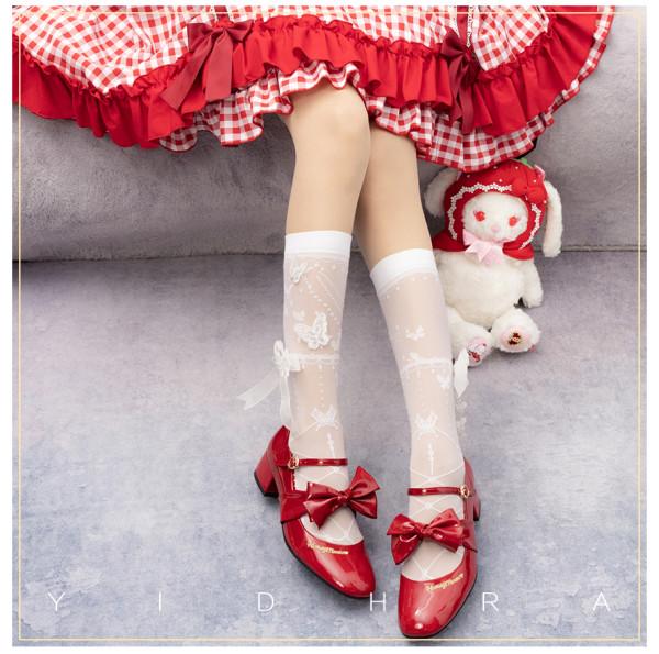 Yidhra Lolita Summer Thin Lolita Socks