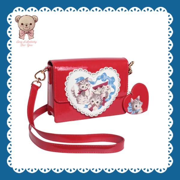 Lullaby Lolita ~Be My Valentine Lolita Bag
