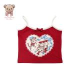 ullaby Lolita ~Be My Valentine Lolita Blouse/Vest