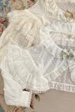 Little Dipper ~Chiffon Built-in Sleeves Lolita Bolero -Pre-order