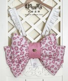 Boguta Bow Shaped Lolita Bag 2 Wear Ways -Pre-order