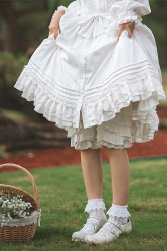 Magic Tea Party ~Nicole Rabbit Daily Wear Lolita Bloomer -Pre-order