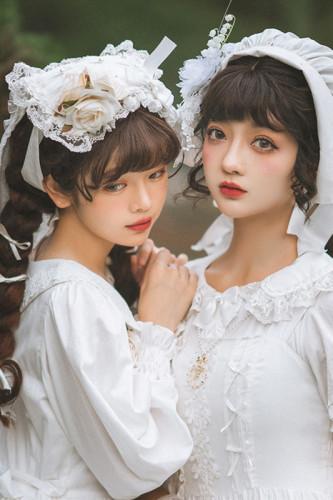 Magic Tea Party ~Nicole Rabbit Daily Wear Lolita Accessories -Pre-order