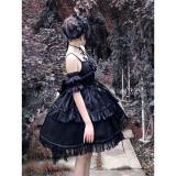 Diamond Honey ~Seraphim Falls Classic Lolita JSK -Pre-order