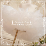 AA Lolita Fashion Mini Lolita Petticoat -Pre-order