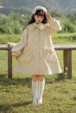 Alice Girl ~Loose Winter Lolita Long Coat -Pre-order