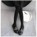 Yidhra 120D Velvet Lolita Tights