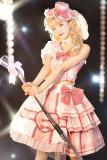 Singing Dress Gingham Lolita Top + Skirt Set -Pre-order