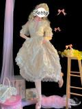 Little Dipper ~Milk Foam Puffy Lolita Blouse -Pre-order